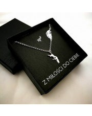 Necklace S15 SILVER 925